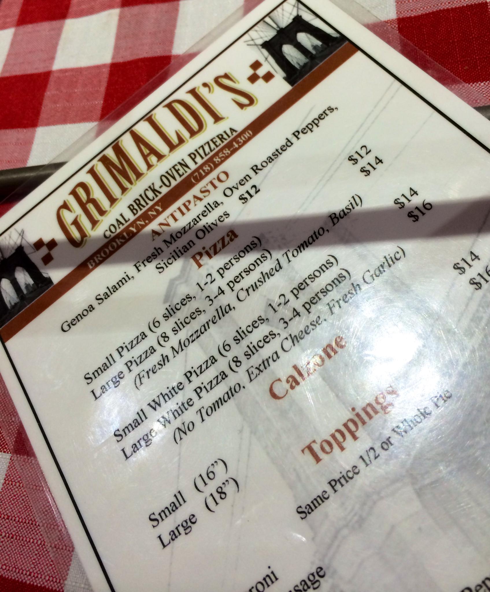 Grimaldi's 4
