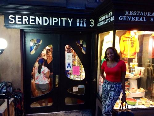 Serendipity 3-D
