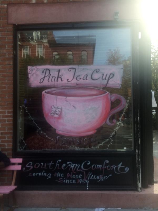 Pink Teacup 3