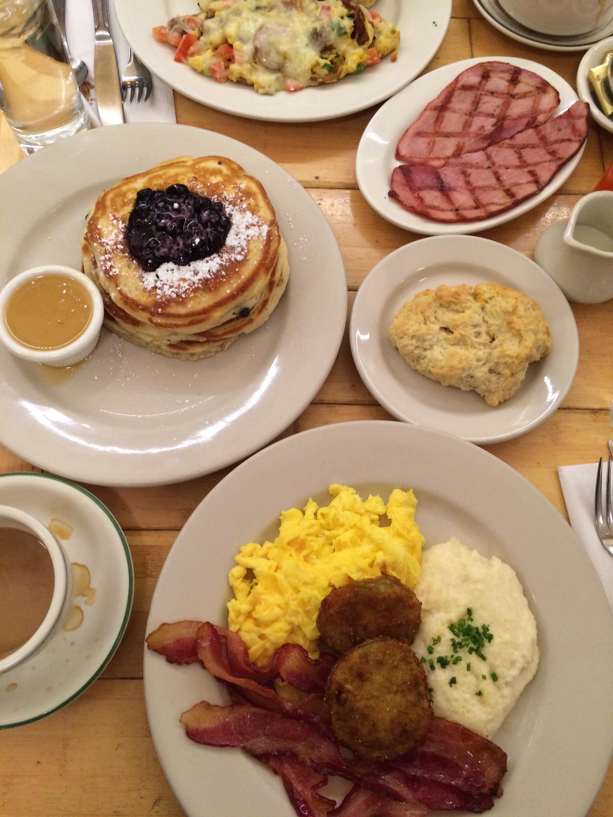 Celebrate Pancake Month At Clinton St. Baking Company!